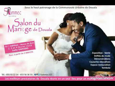 Salon du Mariage de Douala 2018 - spot radio