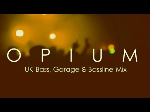 UK Bass & Bassline Mix - JULY 2017