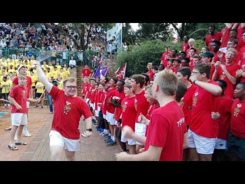 Pretoria Boys High School Swimming Gala 2018 - Tinyoss Gaming Vlog