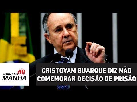 Cristovam Buarque questiona TRF4 e diz não comemorar decisão de prisão de Lula