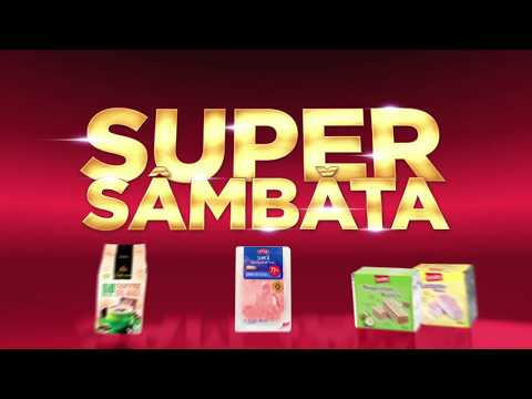 Super Sambata la Lidl • 15 Iunie 2019