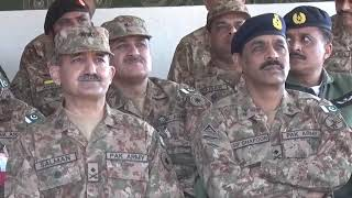 Press Release No 34/2019, COAS Visited Jhelum -  25 Jan 2019 (ISPR Official Video)