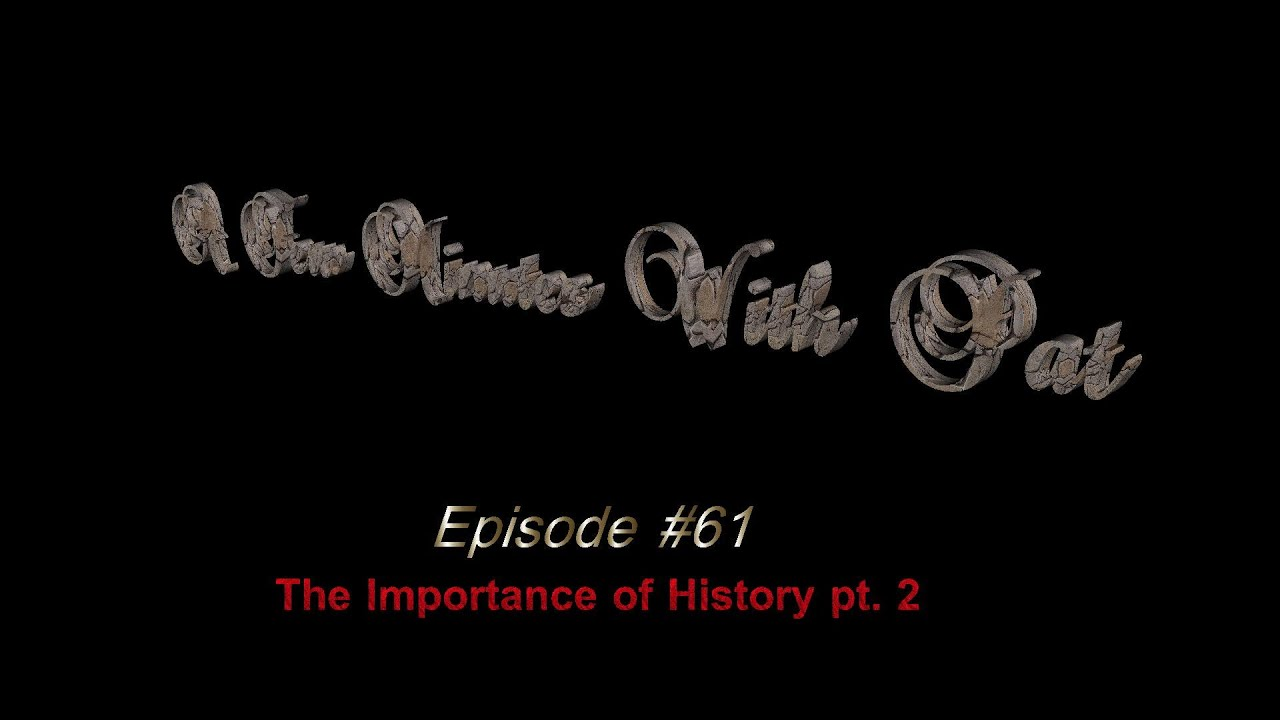 the importance of history Some of the important sources of history are as follows: all the material which has a direct bearing or can be any assistance in constructing the history of a particular period are called as historical facts or sources.