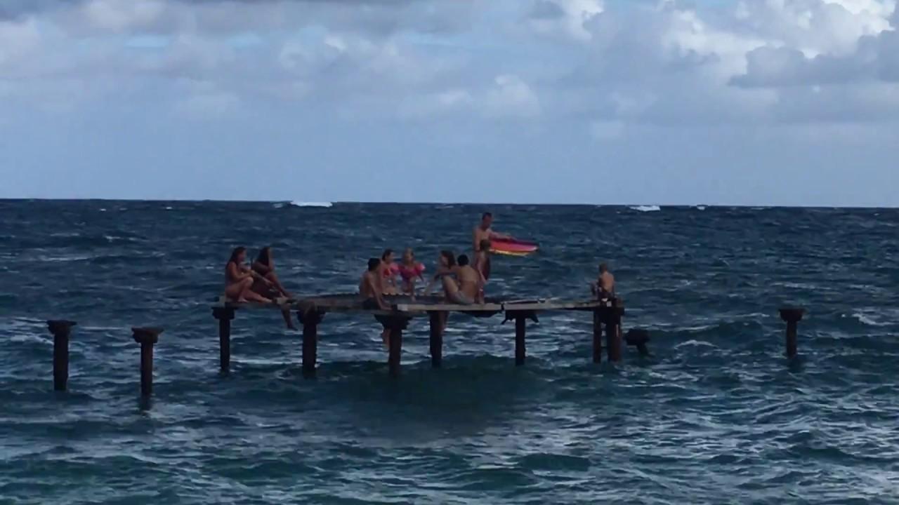 Pounder S Beach Trampoline
