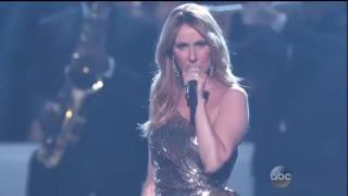 Celine Dion - The Show Must Go On Live On Billboard 2016