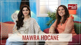Mawra Hocane On Jawani Phir Nahi Aani And Her Upcoming Drama Aangan | Speak Your Heart