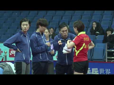 2016 China Super League: LI Jia Vs CHE Xiaoxi [Full Match/Chinese|HD]