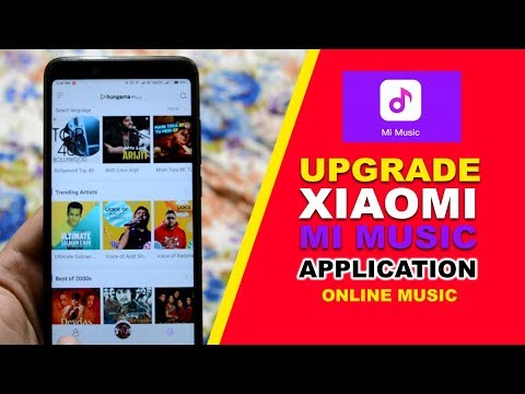 How to Update Latest Mi Music Player App on All Xiaomi Devices Without Root | Technical Vids