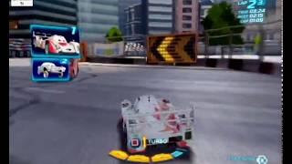 Cars 2 Game - Shu Todoroki - Hyde Tour - Disney Car