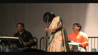 Subhamita sings in Bangamela 2012 at USA