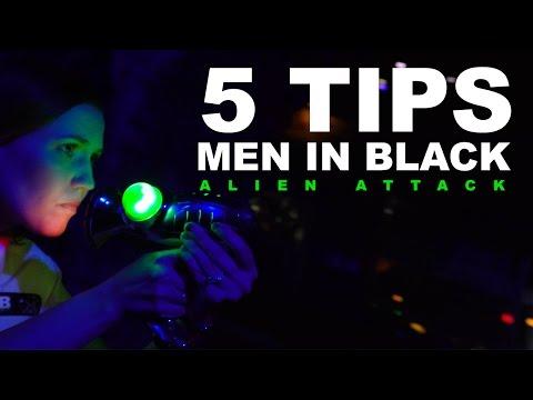Pro Tips for Men In Black: Alien Attack