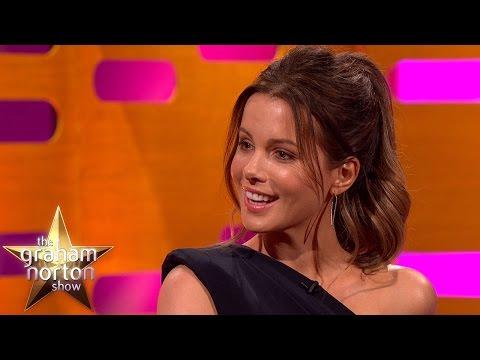 Kate Beckinsale's Chocolate Buttocks Prank Story - The Graham Norton Show