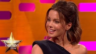Kate Beckinsale's Chocolate Buttocks Prank Story - The Graham Norton Show