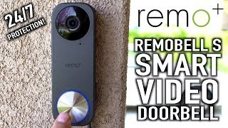 Remo + Know Who Is At Your Home 24/7