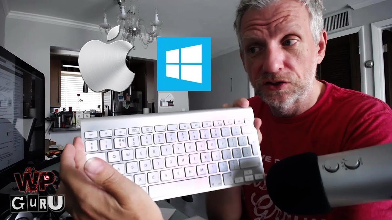 Pairing an Apple Keyboard with Windows 10 | The WP Guru