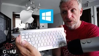 Pairing an Apple Keyboard with Windows 10