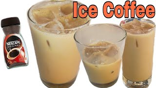 How to make easy Iced Coffee