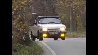 тест драйв Wartburg 353 Trans