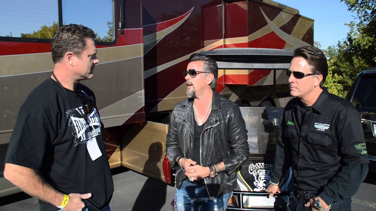 Richard Rawlings Gas Monkey Live DODGE ROCKS