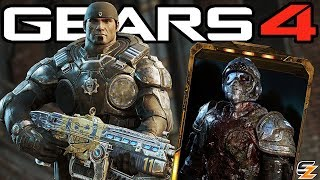Gears of War 4 - Halloween 2018 Events, Craftable Classic Delta Squad, New Gear Packs & More!