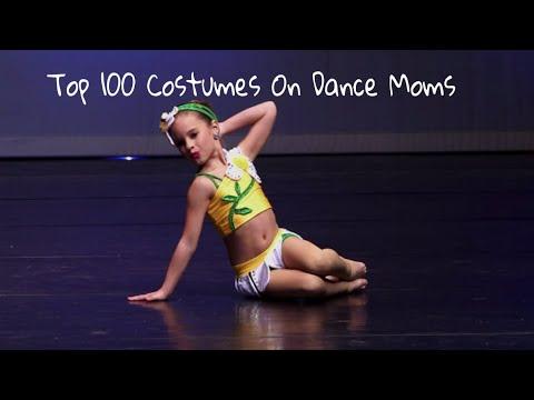 Top 100 Dance Moms Costumes