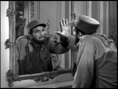 Review of 2 Twilight Zone Episodes - The Obsolete Man and The Mirror -  YouTube