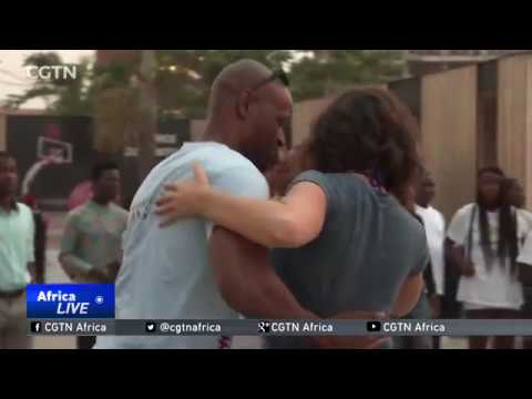Angolans strive to preserve popular Kizomba dance style