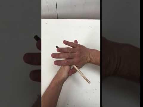 Pencil twist solution