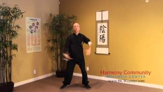 Eight Qi Gong Performed by Lars Nielsen at Harmony Community Wellness Center