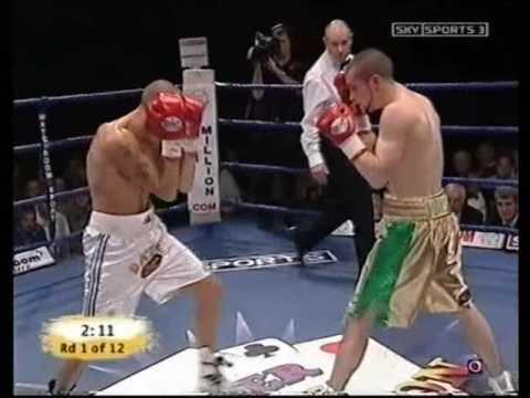 Dazzo Williams vs John Simpson