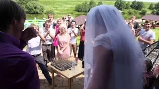 Свадьба в Гостиничном Комплексе