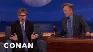 Dana Carvey: We've Had Maniacs In The White House Before  - CONAN on TBS
