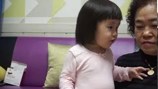 빚은 인사동점 어린이집 생일파티 선물떡
