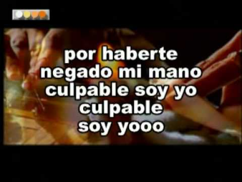 JOSE LUIS RODRIGUEZ - CULPABLE SOY YO.mpg