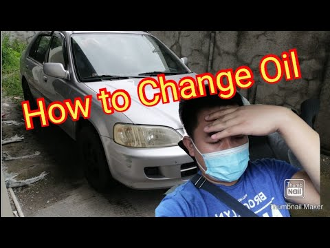 paano-mag-change-oil- -how-to-change-oil- 