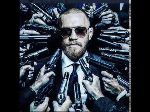 Conor McGregor in feud with Ireland's Kinahan gang.