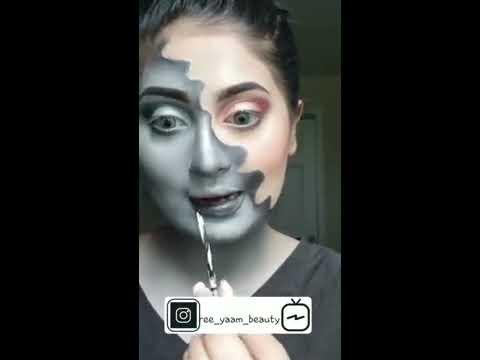 Amazing Makeup Art Tutorial thumbnail