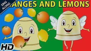 Oranges And Lemons (HD) Nursery Rhyme With Lyrics | Popular Nursery Rhymes | Shemaroo Kids