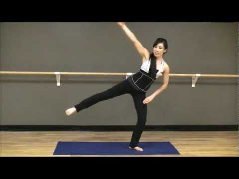 POP Pilates: Serious Standing Pilates for Legs, Butt & Obliques
