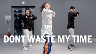 Usher - Don't Waste My Time ft. Ella Mai / Yoojung Lee Choreography