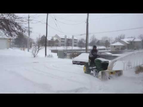 John Deere Snowblowers For Sale In Minnesota | Snow Blower ...