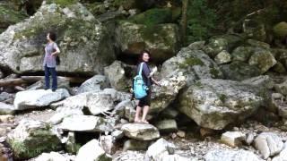 笹の滝@十津川村 HD
