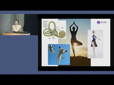 Balance In The Brain - Kiera Grierson