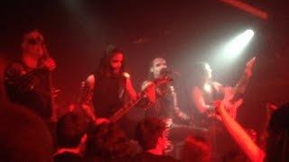 Gorgoroth - Katharinas Bortgang (live at Centrale Rock Pub, 15-03-2017)