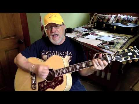 1857 -  Big Hard Sun -  Eddie Vedder vocal & acoustic guitar cover & chords