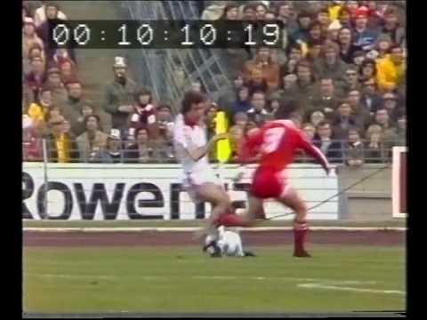 Fortuna Dusseldorf Vs 1 Fc Koln Dfb Pokal 1977 1978 Final
