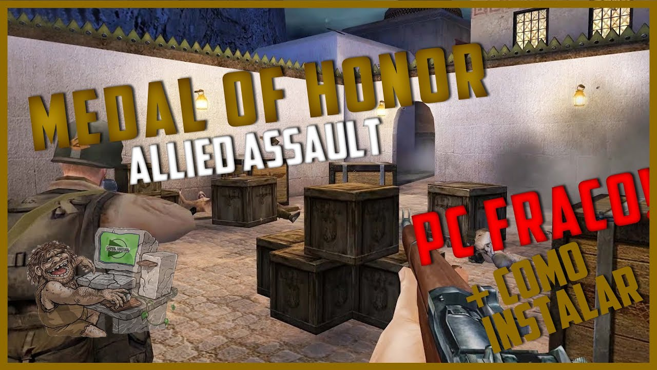 medal of honor download torent iso pc