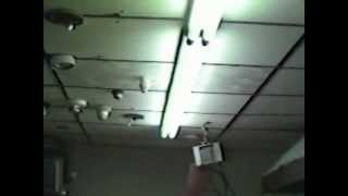Fire Suppression System Discharge Tests