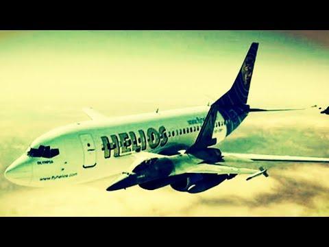 【西施】史上最离奇诡异空难,机组乘客早已死亡,幽灵飞机仍在自己飞行!