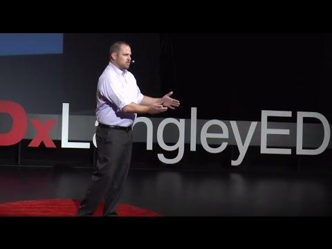Teachers as change agents | Karl Lindgren-Streicher | TEDxLangleyED